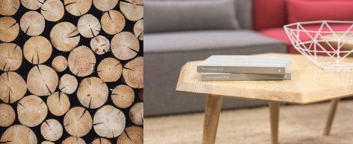 Gambe di legno che cambiano tutto